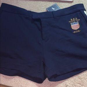 Ralph Lauren Navy Shorts